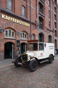 Kaffeerösterei Speichercity Hamburg Alt