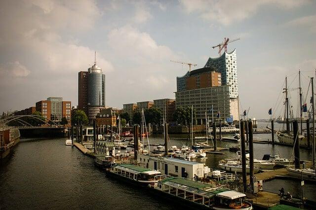Panorama Hafencity HH