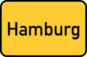 Hamburg Welcome Logo