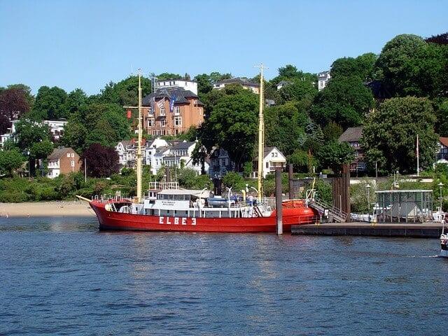 museumshafen oevelgönne schiff