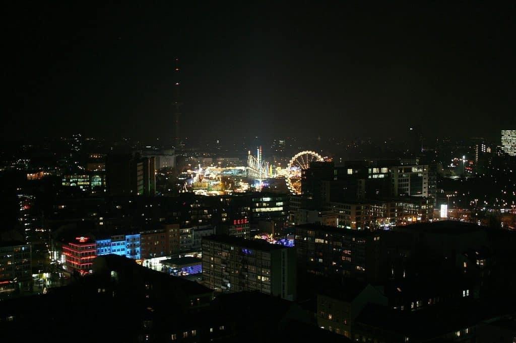 Kieztour Hamburg bei Nacht