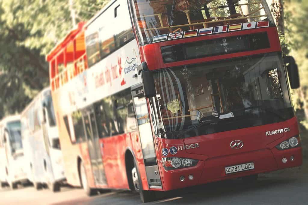 roter doppeldecker bus tour hamburg