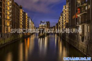 Speicherstadt Bauwerke