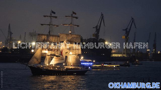 lichterfahrt hamburg-hafen