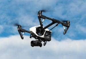Drohnenkamera