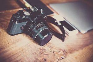 digitale spiegelreflexkamera