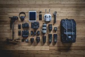 foto kamera ausrüstung