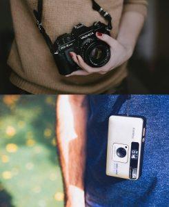 Kompaktkamera versus DSLR