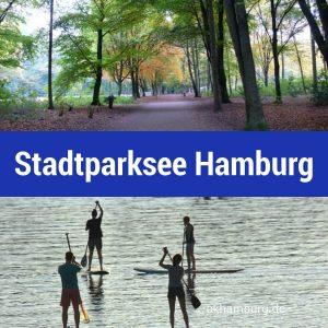 Stadtparksee Hamburg