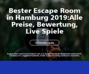Escape Room Hamburg