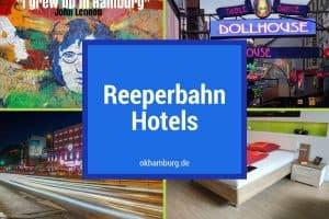 hotels hamburg reeperbahn