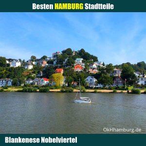 Blankenese Stadtteil Hamburg