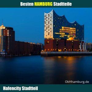 Hafencity Stadtteil Hamburg