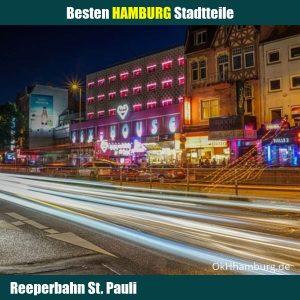Sankt Pauli Stadtteil Hamburg