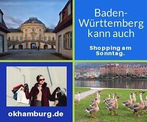 Baden-Württemberg Verkaufssonntag