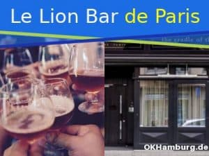 Le Lion Bar de Paris Hamburg