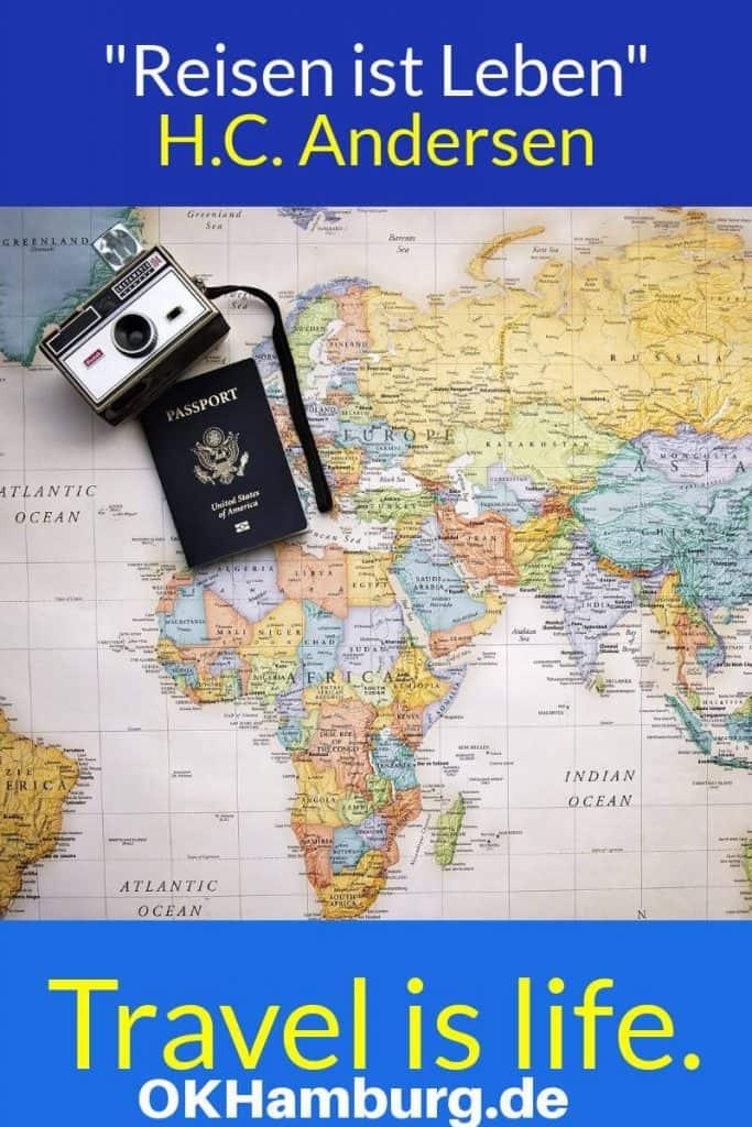 redewendungen reisen