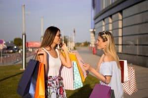 Bargeldlos einkaufen