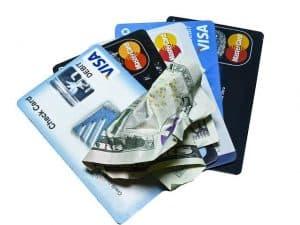 kreditkarten arten