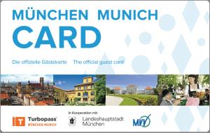 münchen card oder city tour card